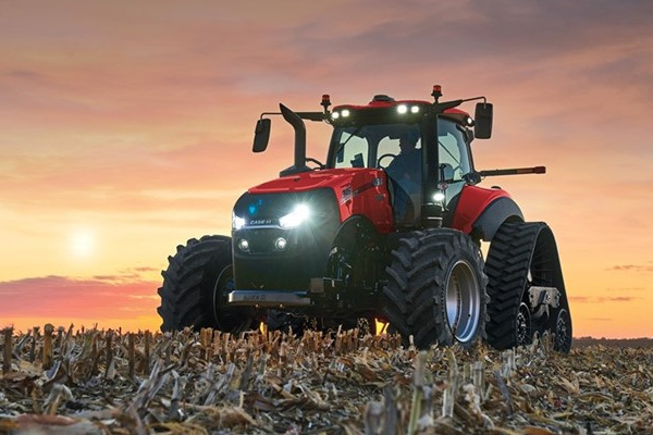 Case IH Ag Equipment For Farming - Tractors & Tillage Tools