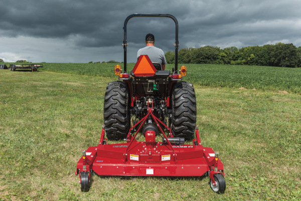 CaseIh FinishingMower 2019