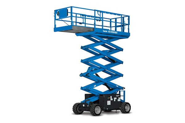 Genie Rough Terrain Scissor Lifts