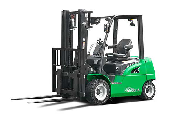 Hangcha ElectricForklifts Cover 2019