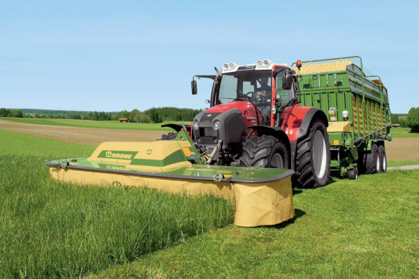 Krone EasyCut F 320 Front-Mounted Disc Mowers