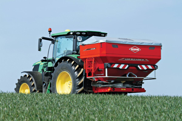 Kuhn Axis 2 2019a