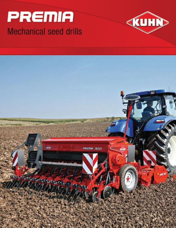 Mechanical Seed Drills