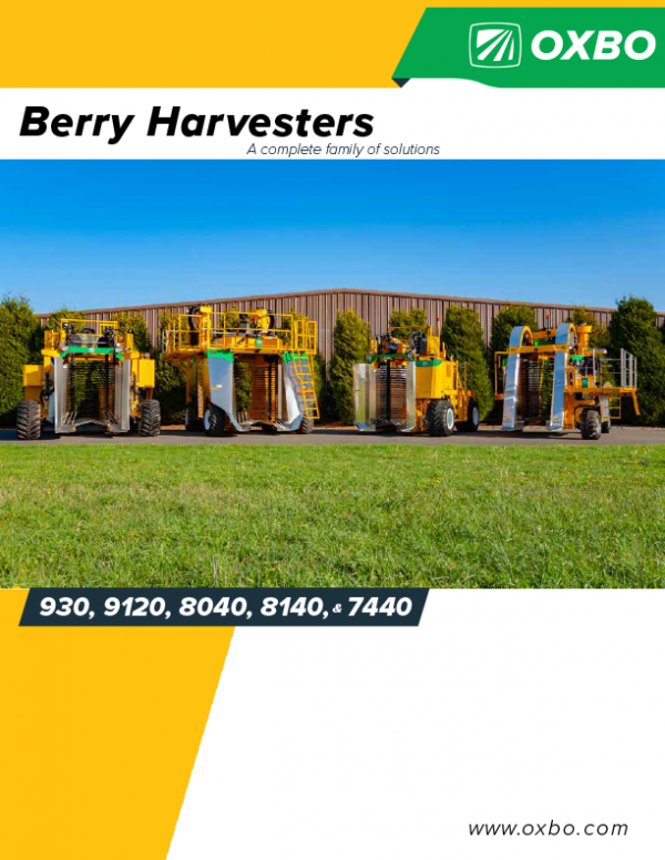 Berry Harvesters