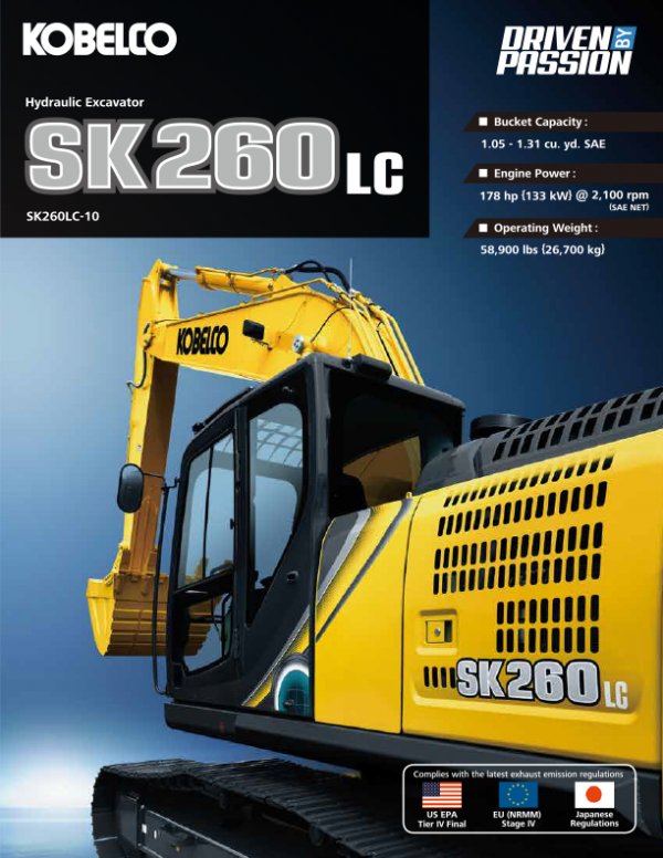 SK260LC-10