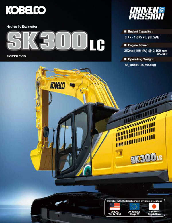 SK300LC-10