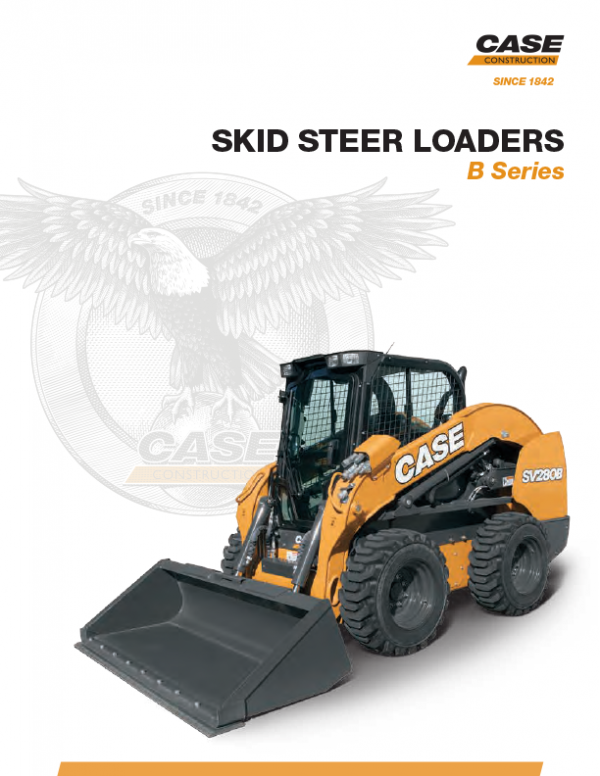 Skid Steer Loaders B Series
